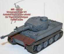 MR-48013  Vorpanzer für Tiger V1