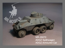 MR-35072 Special offer  ADGZ Armoured Car instead of 94,00 ¤ only