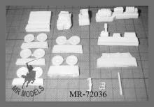 MR-72036 Cromwell / Centaur Rästsatz / Tiefwatschächte