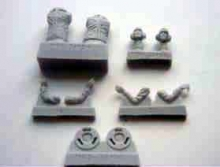 MR - 35230 crew figures for panzerhaubitze 2000 (Revell)