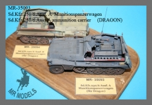 MR-35093  Sd.Kfz.250/6 Ausf. A  Munitionspanzerwagen