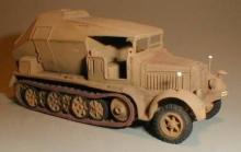 MR-72001 Sd.Kfz. 7 Feuerleitpanzer für V2