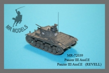 MR-72039 Panzer III Ausf.E