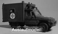 MR-87051 MB 250GD WOLF Sanitätskraftwagen Bundeswehr