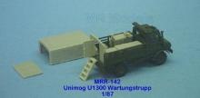 MR-87142  Unimog U1300L Wartungstrupp