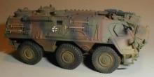 MR-87016  TPz 1 FUCHS Rüstsatz Pioniergruppenwagen