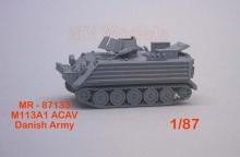 MR-87133   M113A1 ACAV mit Zusatzpanzerung Dänische Armee