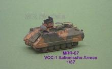 MR-87067 Italian APC  VCC-1 with additional armour