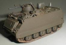 MR-87014  M113 Schweiz Schützenpanzer 67 mit 20mm Hägglunds Turm
