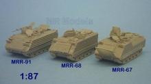 MR-87091  M113 Schweiz Schützenpanzer 63/89 mit Zusatzpanzerung