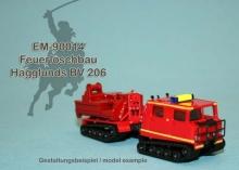 EM-90014 Feuerlöschaufbau Hägglunds BV 206