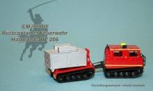EM-90003  Rüstcontainer Feuerwehr für Hägglunds BV 206