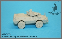 MR-87074 Armored Security Vehicle M1117 US Army