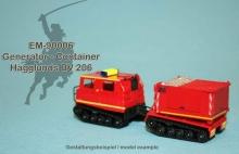 EM-90006  Generator-Container für Hägglunds BV 206