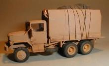 MR-87006 Eigenbaushelter US 5ton Truck M923