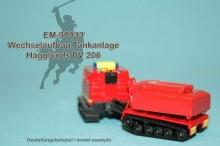 EM-90033  Wechselaufbau Tankanlage für Hägglunds BV 206