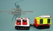 EM-90032  Wechselaufbau Beleuchtungsanlage für Hägglunds BV 206