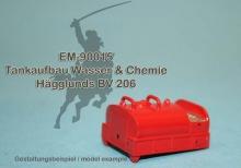 EM-90015  Tankaufbau Wasser / Chemie Hägglunds BV 206
