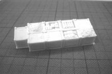 MR-87071 Ladegut MAN Kat 1A1.1 15to mil gl Multi