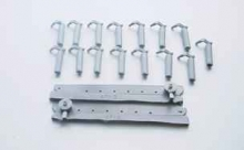 MR-50002  Suspension arms for Sd.Kfz.251 /D incl.resin side frames