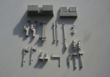 MR-35115 Tools for Sturmgeschuetz III late types