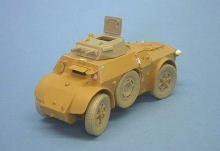 MR-35318 Autoblindo AB 40 Conversion for ITALERI