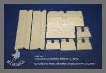 MR-35411  Heckstoßstange HUMMER M998A2 / M1025A2