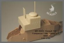 MR-35422 Renault TSF Funkpanzer