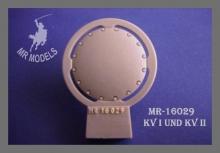 MR-16029 Nabendeckel früh für KV-1 und KV-2