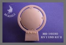 MR-16030 Nabendeckel spät für KV-1 und KV-2