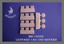 MR-16036 Verschlusstopfen für Unterwanne TAMIYA   Leopard 1A4 und Gepard 1:16