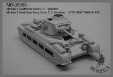 MR-35358 Matilda 2 Australische Armee mit 3inch Close Support