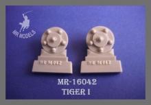 MR-16042 Nabendeckel Tiger I mittel/spät 1:16