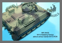 MR-35425 M113 Zusatzpanzerung Dänische Armee