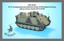 MR-35425 add-on armour danish M113 IFOR  ( Adademy/Tamiya)