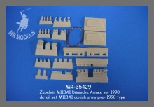 MR-35429 detail set M113A1 Danish Army pre-1990 type