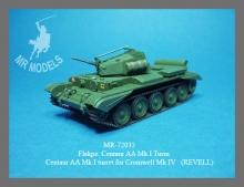 MR-72035  Flakpz. Centaur AA Mk.I Turm  (REVELL)