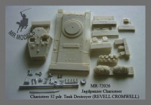 MR-72026 Jagdpanzer Charioteer (REVELL CROMWELL)