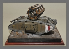 MR-35435 Crib fascine Mark IV Tank  (TAKOM)