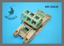 MR-35435 Crib Faschine Mark IV Tank   (TAKOM)