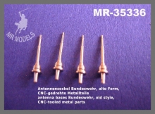 MR-35336 antenna bases Bundeswehr, old style
