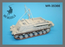 MR - 35366  Bergepanzer BTT-1 (ISU-T)