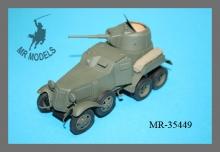 MR-35449 Rüstsatz Ba-10 & Ba-10M (für Hobby Boss Bausatz)