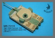MR-72115 Tiger I frühe Prod.Ausf. 1942  (REVELL)