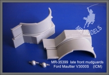 MR-35399  late front mudguards Ford V3000S