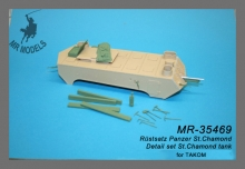 MR-35469  Detail set St.Chamond tank