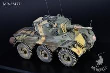 MR-35477  Rüstsatz mit Geschützrohr FV 601(C) Saladin Britische Armee   (DRAGON)