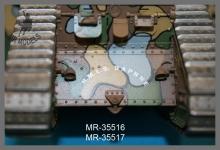 MR-35516   Mark I Male gun barrels     (TAKOM)