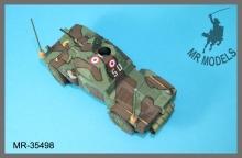 MR-35498  upgrade and gun barrel AMD 35 Panhard 178  French Army    (ICM)