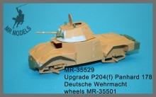 MR-35529 Upgrade P204(f) Panhard 178 Deutsche Wehrmacht